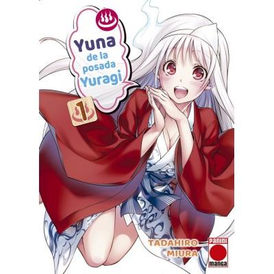 Yuna de la posada Yuragi nº 01