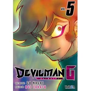 Devilman G nº 05