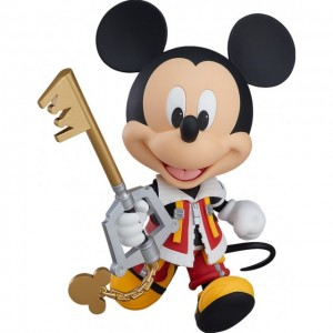 Kingdom Hearts II - Nendoroid King Mickey