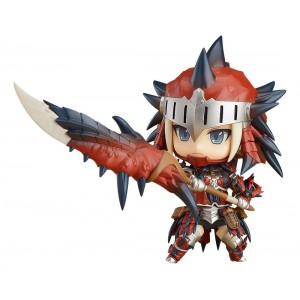 Monster Hunter World - Nendoroid Female Rathalos Armor Edition