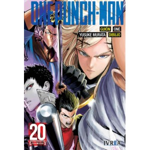 One Punch-man nº 20