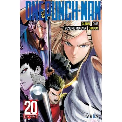 One Punch-man nº 20