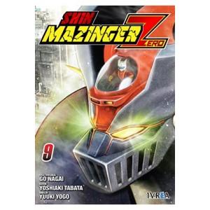 Shin Mazinger Zero nº 09