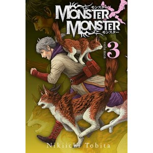 Monster X Monster nº 03