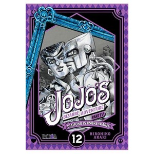 JoJo's Bizarre Adventure Parte 04: Diamond is Unbreakable nº 12