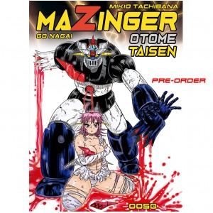 Mazinger Z Otome Taisen