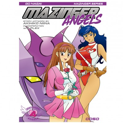 Mazinger Angels nº 04