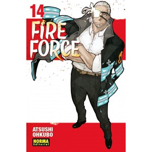 Fire Force nº 13