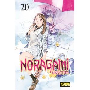 Noragami nº 20