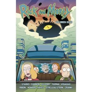 Rick y Morty nº 08