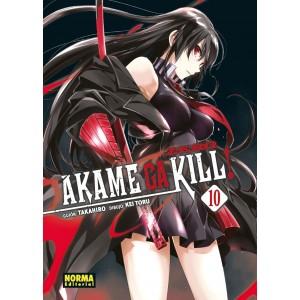 Akame Ga Kill! Zero nº 09