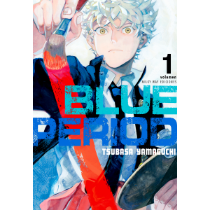 Blue Period nº 01