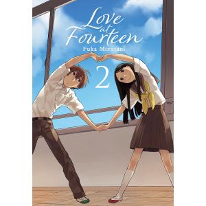 Love at Fourteen nº 02