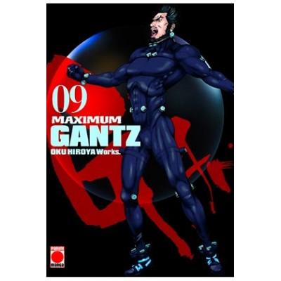 Gantz Maximum nº 09