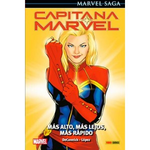 Marvel Saga nº 91. Capitana Marvel nº 04