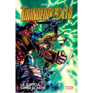 Thunderbolts 01. La Justicia Como el Rayo