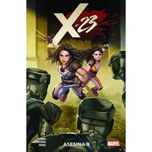 100% Marvel. X-23 nº 02