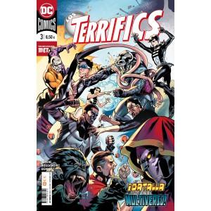 Los Terrifics nº 03