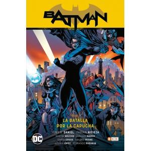 Batman: La batalla por la capucha nº 01