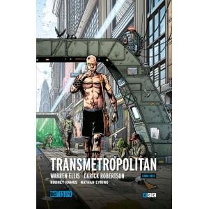 Transmetropolitan nº 03 (Nueva edición)