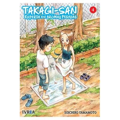 Takagi-san, experta en bromas pesadas nº 04