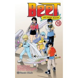 Beet: The Vandel Buster nº 10