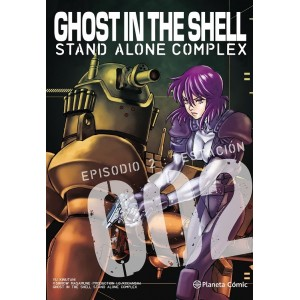 Ghost in the Shell: Stand Alone Complex nº 02