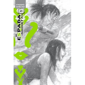 La Espada Del Inmortal Kanzenban nº 10