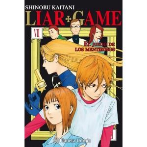 Liar Game nº 07 (Nueva edición)