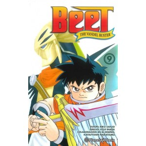 Beet: The Vandel Buster nº 09