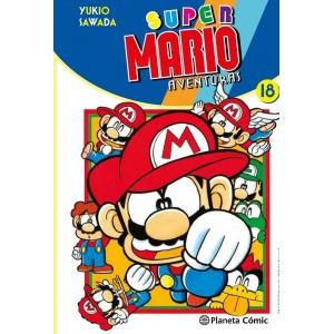 Super Mario Aventuras nº 18