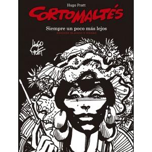 Corto Maltés: siempre un Poco más Lejos (Blanco y Negro)
