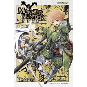 Monster Hunter Epic nº 02