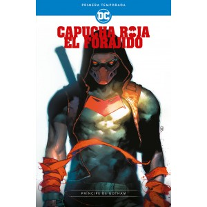 Capucha roja, el Forajido: Primera Teporada, Principe de Gotham