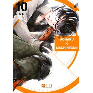 Aoharu x Machinegun nº 10