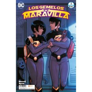 Los Gemelos Maravilla Num. 01 (De 03)