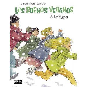 Los Buenos Veranos nº 05: La fuga