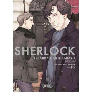 Sherlock: Escandalo En Belgravia. Primera Parte