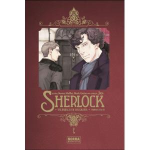 Sherlock: Escandalo En Belgravia. Primera Parte Deluxe