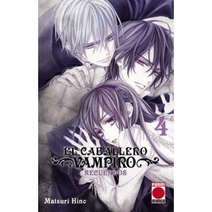 El caballero vampiro: Recuerdos nº 04