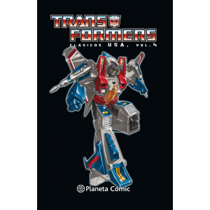 Transformers Marvel USA nº 04