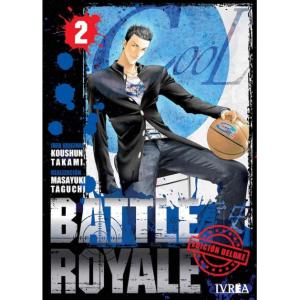 Battle Royale Deluxe nº 02