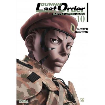 GUNNM: Last Order nº 10