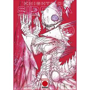 Knights of Sidonia nº 14
