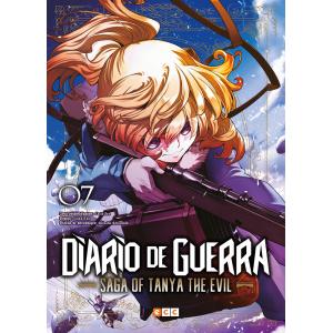 Diario de guerra - Saga of Tanya the Evil nº 07