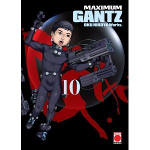 Gantz Maximum nº 10