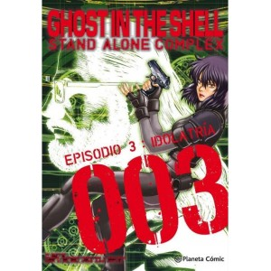 Ghost in the Shell: Stand Alone Complex nº 03