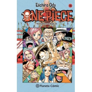 One Piece nº 90
