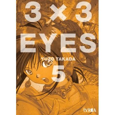 3x3 Eyes nº 05