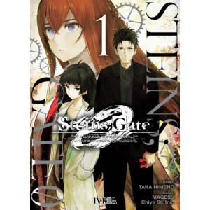 Steins Gate Zero nº 01